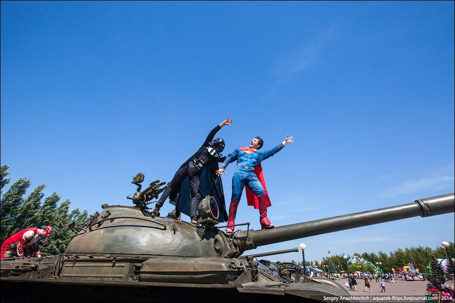 Супергерои ЖКХ в Казани