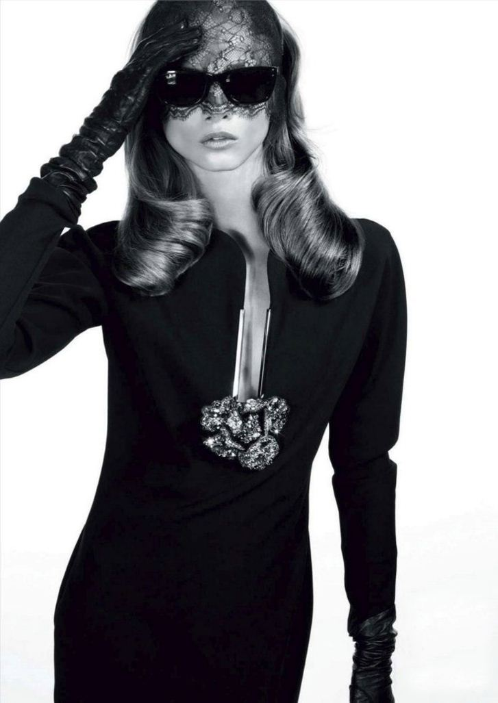 модель Анна Селезнева / Anna Selezneva, фотограф Anthony Maule