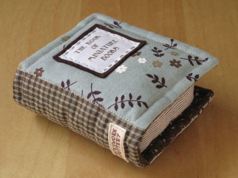 Книжка подушка своими руками