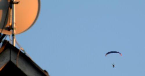 небо полёт
