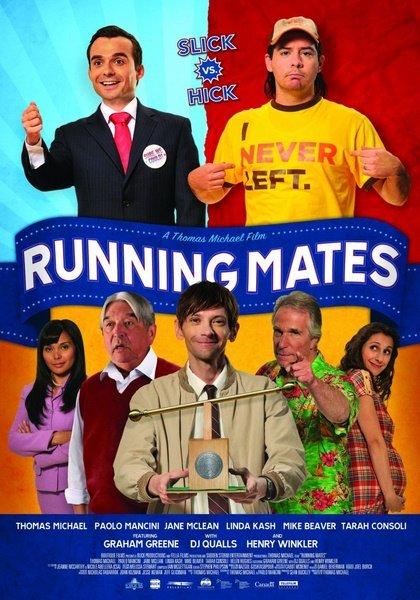 Друзья-бегуны / Running Mates (2011/HDTVRip)