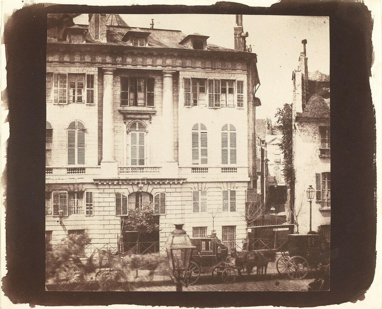 1843. Рю Ремпартс