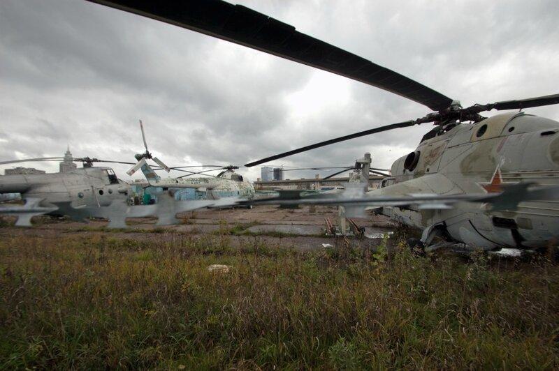 Бывший аэродром Центральный на Ходынке, тот самый, первый Московский созданный еще Н.Е. Жуковским и на...