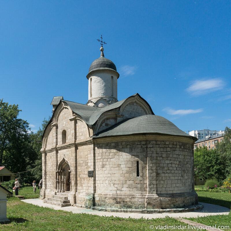 Церковь Трифона в Напрудном