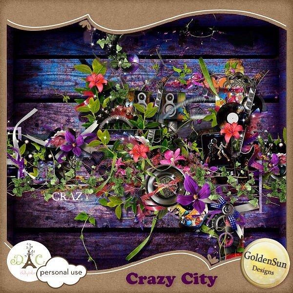 сумасшедший город