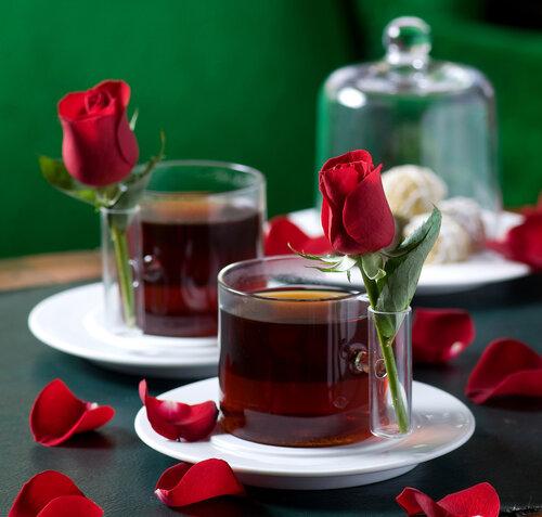 Растровый клипарт чайная церемония