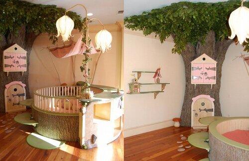 дизайн детской комнаты (29)