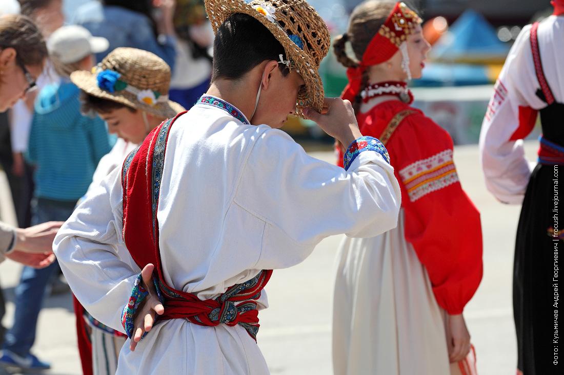 концерт в День Победы на набережной Волгограда