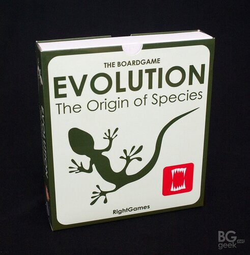 russian boardgame Evolution: The Origin Of Species