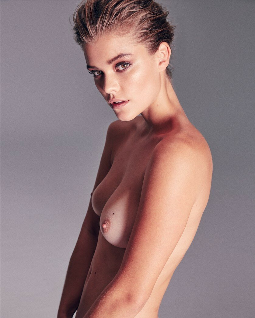Nina Agdal by Frederic Pinet