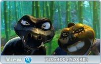 Кунг-фу Кролик / Tu Xia Chuan Qi (2011/DVDRip)
