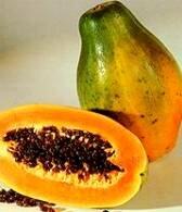 фрукт папайя_frukt papajja