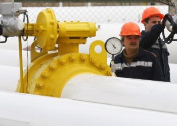 Россия предупреждает об отключении газа Украине 3 июня