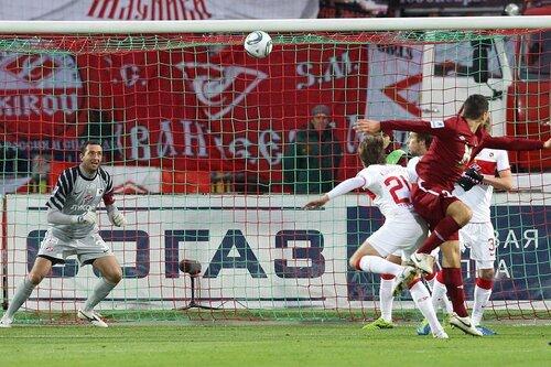 Андрей Дикань. Рубин - Спартак 3-0 16-10-2011