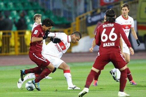Кариока. Рубин - Спартак 3-0 16-10-2011