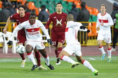 Эменике, Веллитон. Рубин - Спартак 3-0 16-10-2011