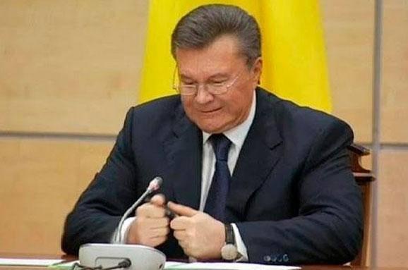 Федорович не унывает: Стало известно, как сейчас проводит время беглый Янукович