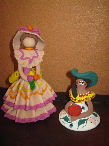 Куклы в Костюмах Народов Мира №52 - Доминикана