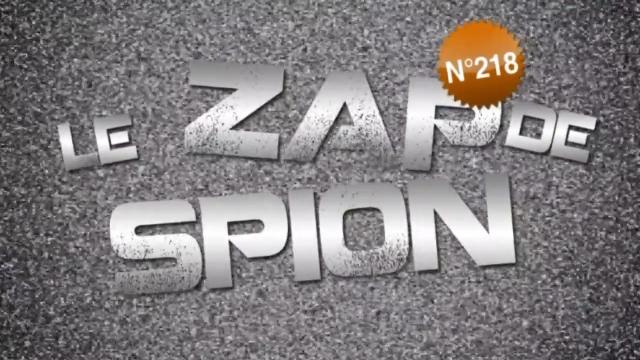 Le Zap de Spi0n n°218