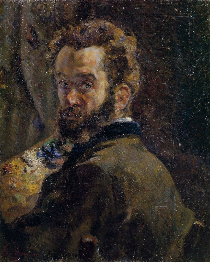 Self Portrait with Easel, 1878.jpeg
