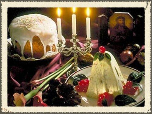 С Светлым Праздником Пасхи