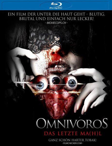 Всеядные / Omnivoros (2013) HDRip