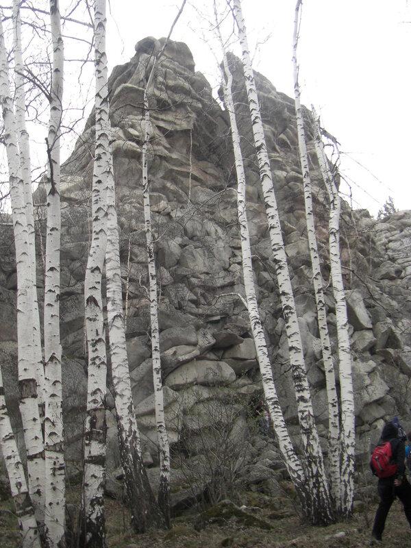 Первые вершины Шихана
