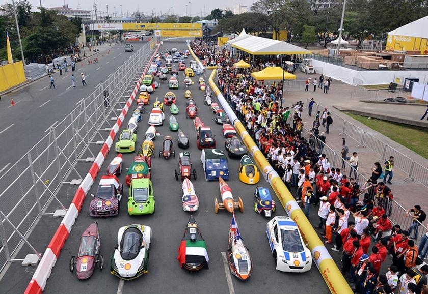 Shell провела очередной марафон в Хьюстоне. Фотографии автомобилей 0 141b51 38809574 orig