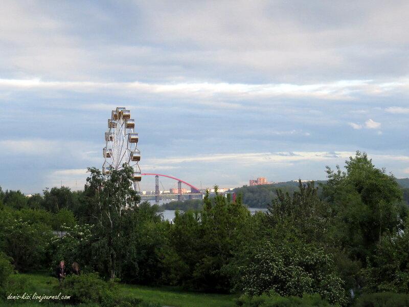 Мосты через Обь 9