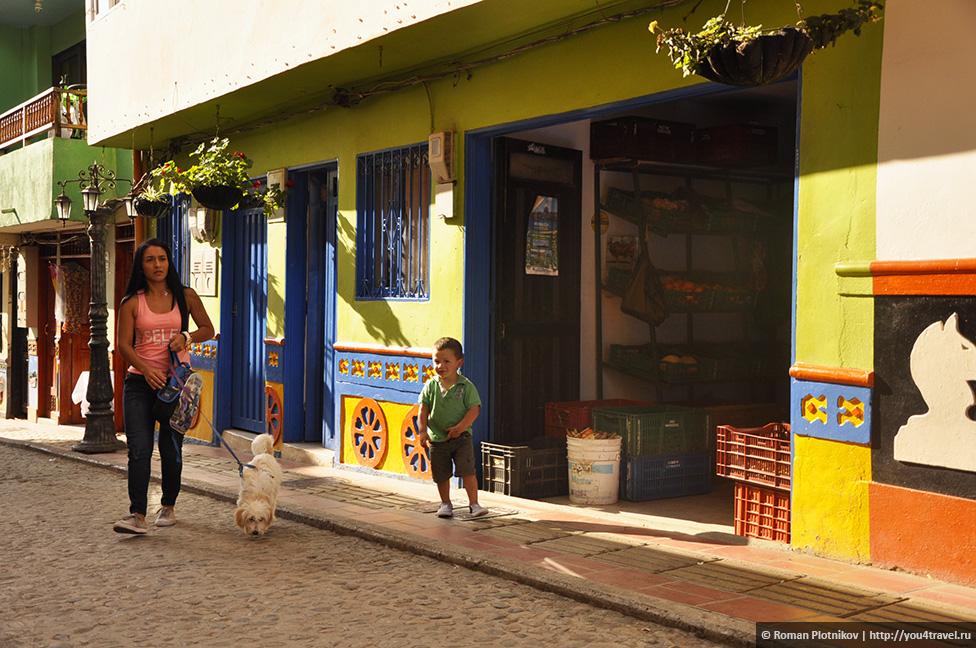 0 151ec4 fb204b2 orig День 178 180. Окрестности Медельина: город Гуатапе и достопримечательность Пеньон де Гуатапе