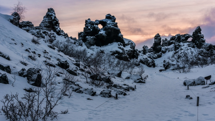 Земли заСтеной— ледник Ватнайёкюдль, Исландия