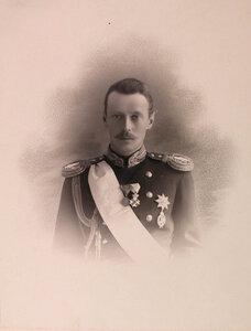 Портрет великого князя Георгия Александровича (1871-1899).