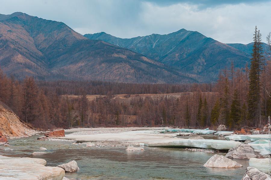 Тункинская долина, Россия
