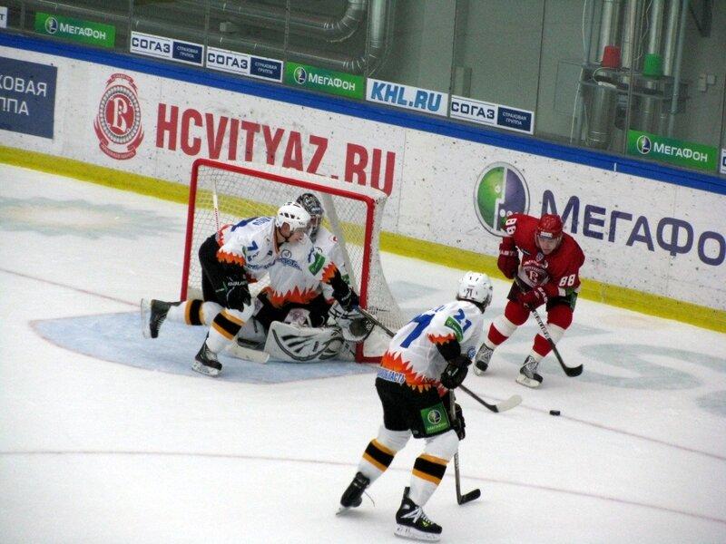 Витязь-Северсталь (Фото)