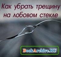 Книга Как убрать трещину на лобовом стекле