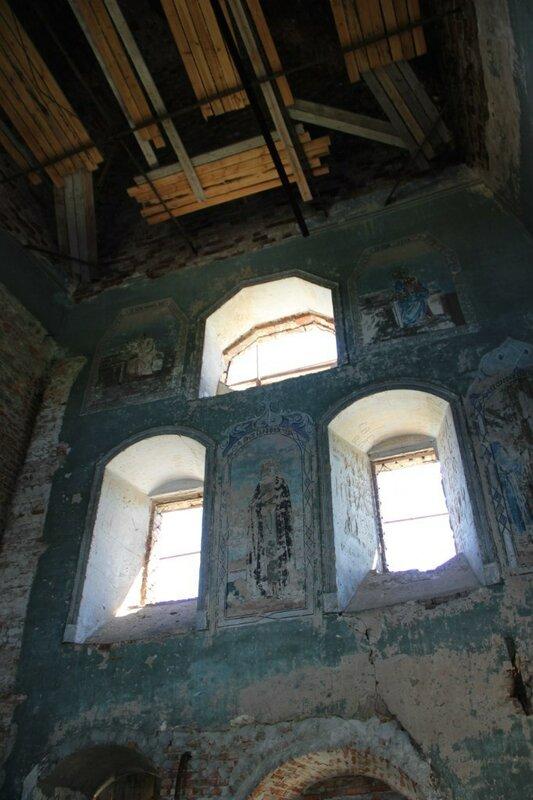 Кашпирский Симеоновский Благовещенский монастырь