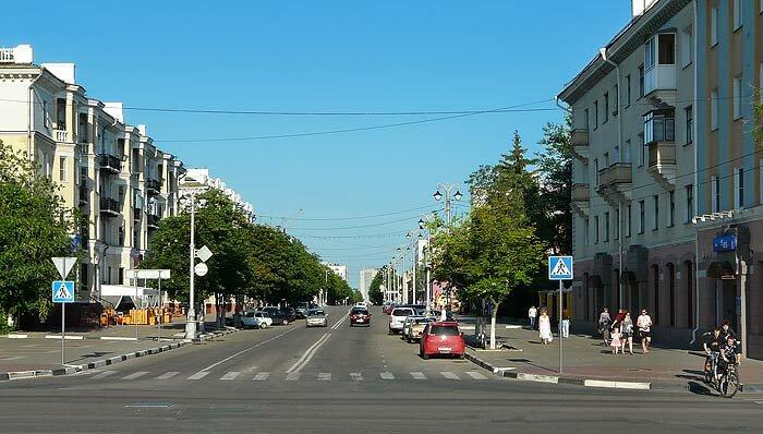 Гражданский проспект, Белгород, фото SanchesS
