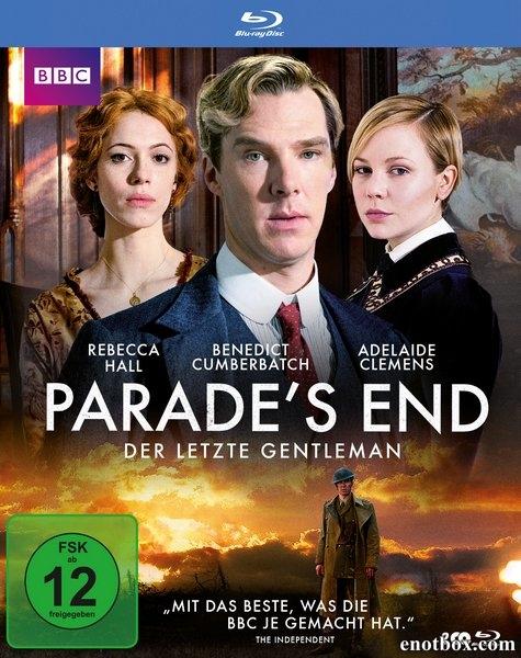 Конец парада / Parade's End (1 сезон/2012/BDRip/HDRip)