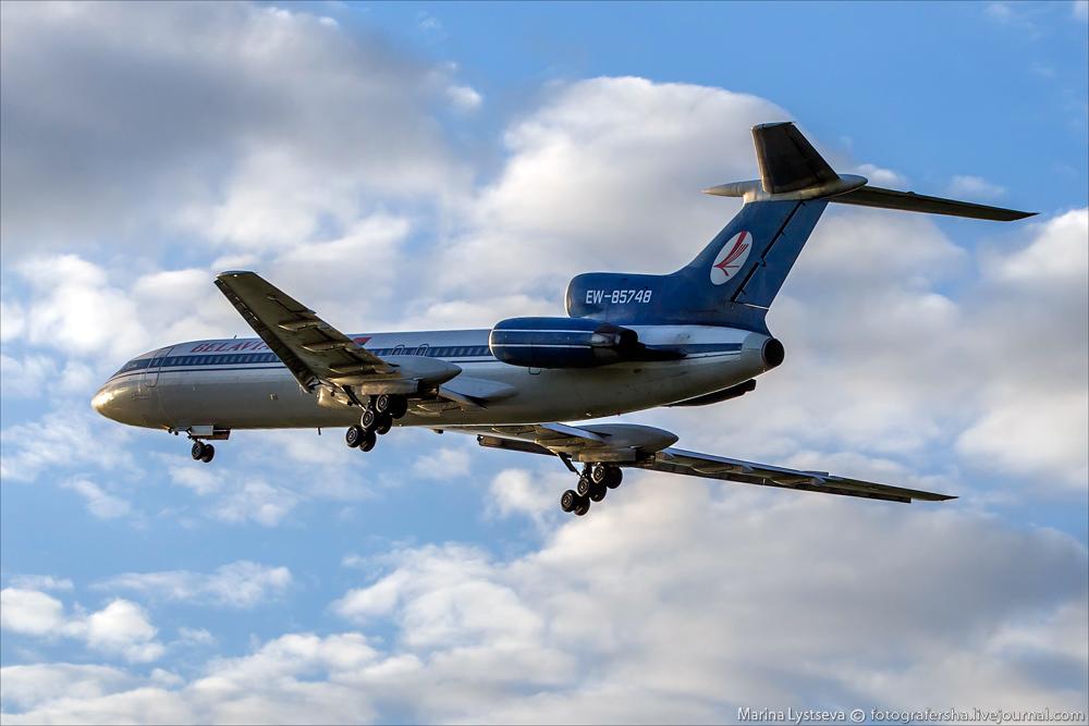 Ту-154 Белавиа