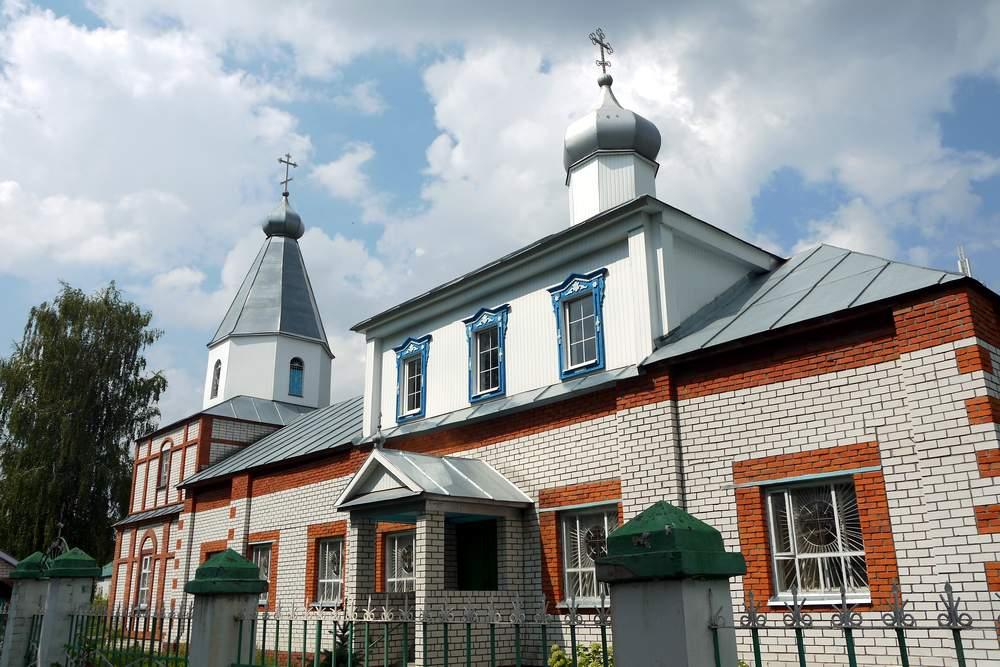 Путешествие в город Звенигово