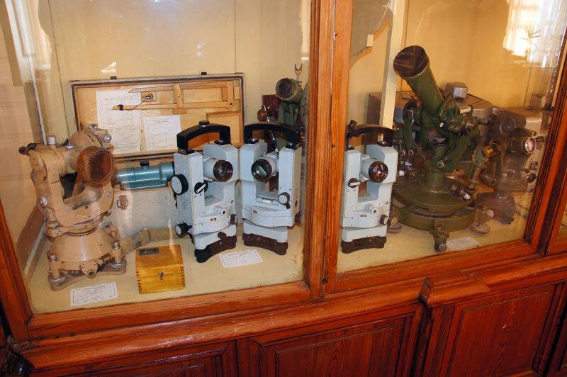 Золотые комнаты Дома Демидовых в Москве (Казаков М.Ф.) Музей геодезии и картографии