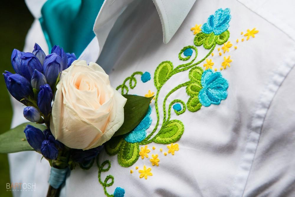 Свадьба в Украинском стиле