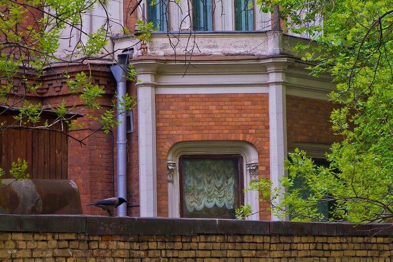 Бывшая городская усадьба Долгоруковых