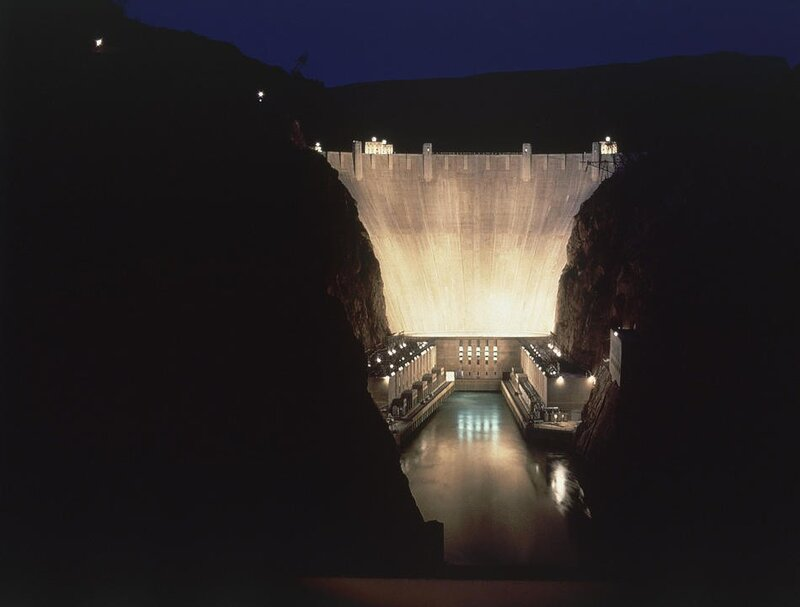 Hoover Dam 1983