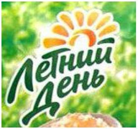 Лого летний день