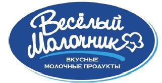 Лого Веселый молочник
