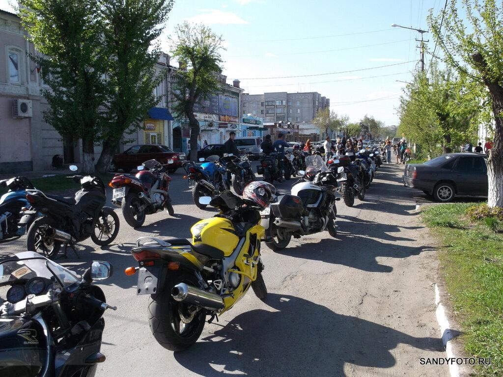 Ещё одна порция фото с открытия мото сезона в Троицке