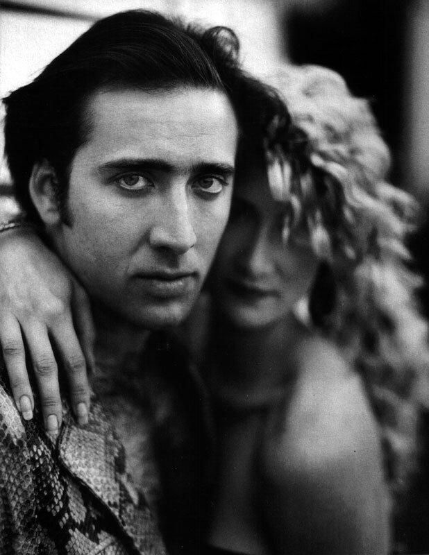 Nicolas Cage as Sailor Ripley
