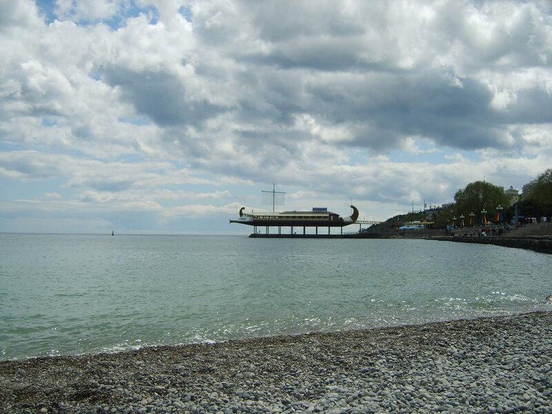 Ялта, лучший отдых в Крыму, набережная, пляж