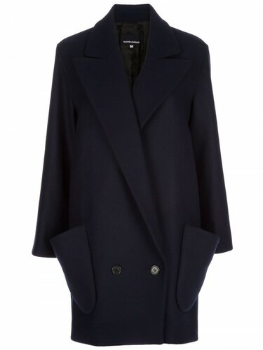 Hussein Chalayan Double Breasted Coat $1173